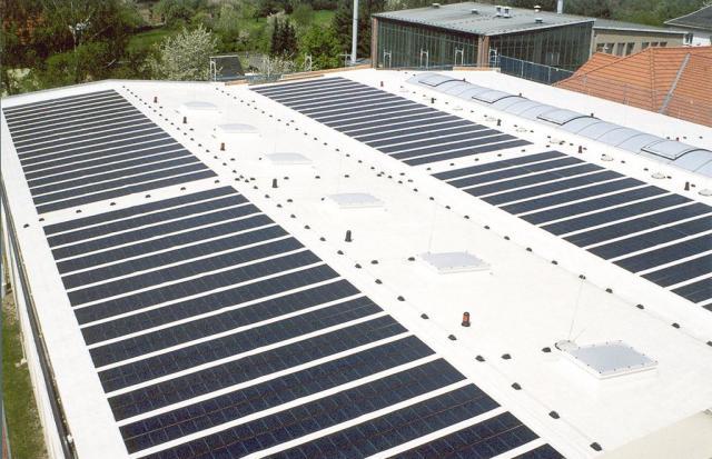 EVALON -  Solar / Instalace